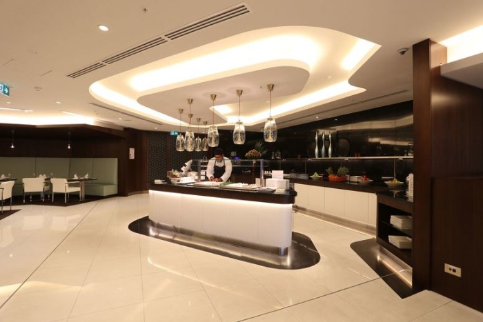 Etihad First Class Lounge - Sydney Airport 8