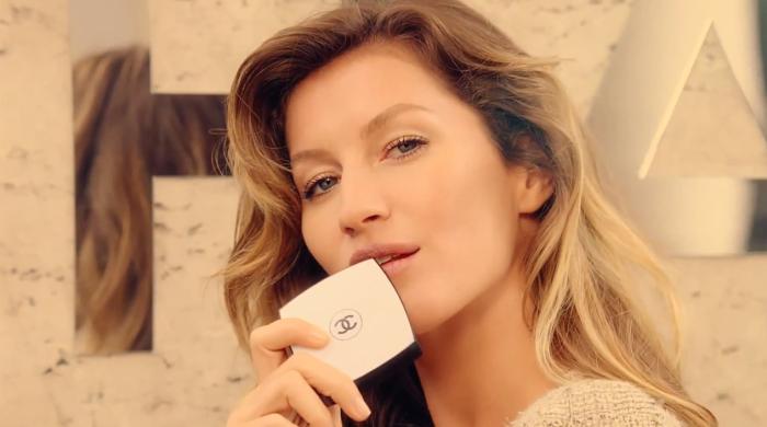 Gisele Bündchen For Chanel N°5 1
