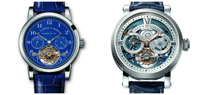 Grieb & Benzinger Blue Merit 2