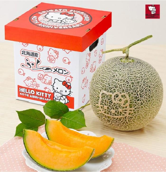 Hello Kitty Melons 1