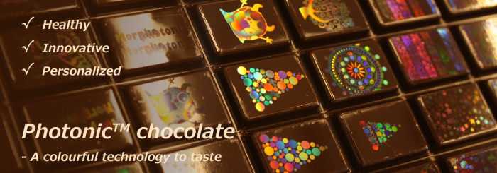 Holographic chocolates 2