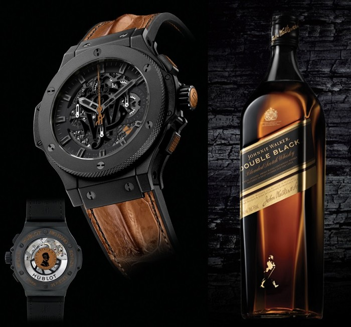 Hublot Aero Big Bang Johnnie Walker Watch 1