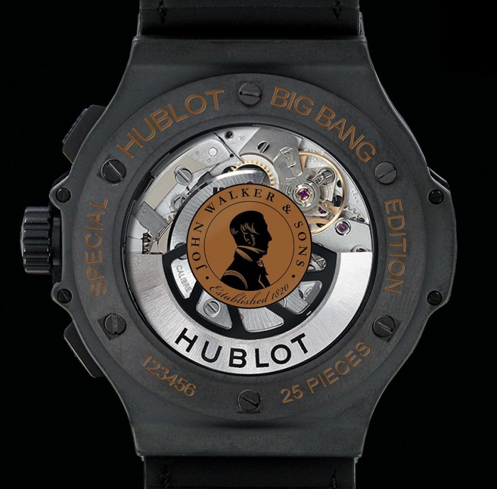 Hublot Aero Big Bang Johnnie Walker Watch 2