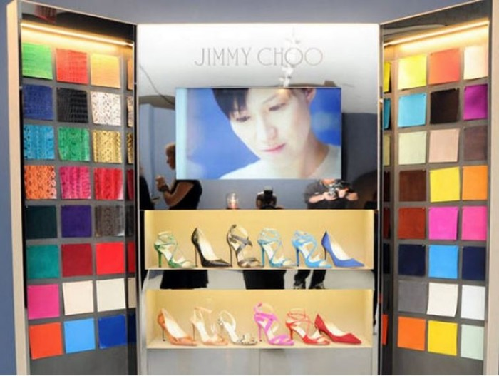 Jimmy Choo Made To Order Service 1