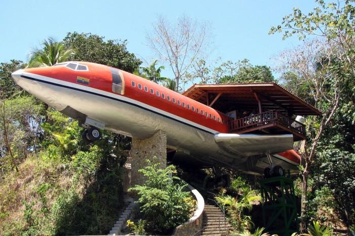 Jumbo Jet Hotel 1