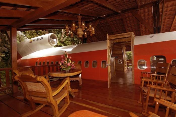 Jumbo Jet Hotel 2