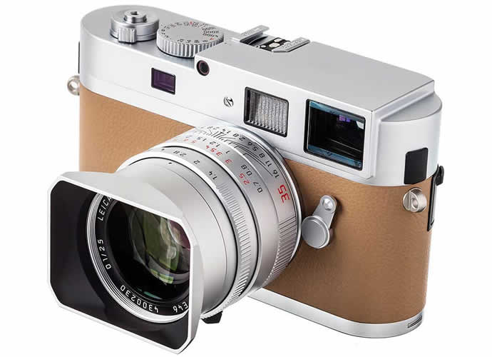 Leica M Monochrom Silver Anniversary Edition 1