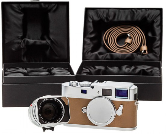 Leica M Monochrom Silver Anniversary Edition 2