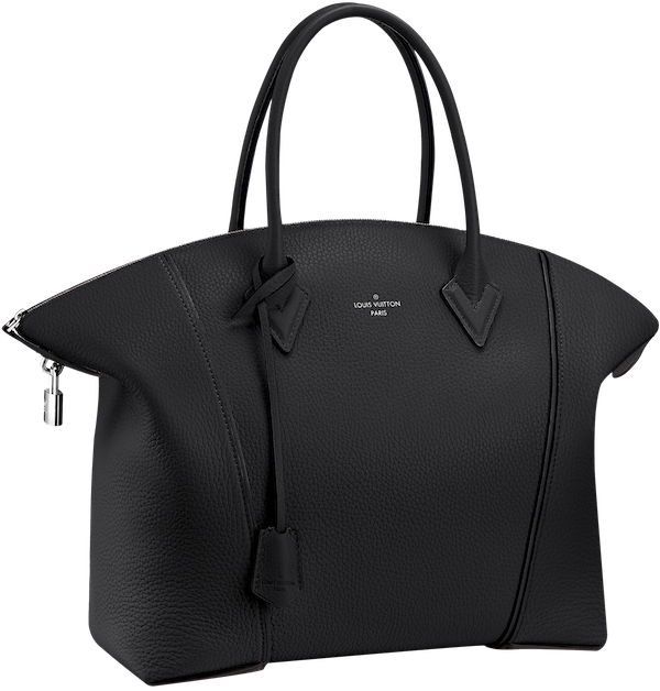 Louis Vuitton Parnassea Lockit - Black