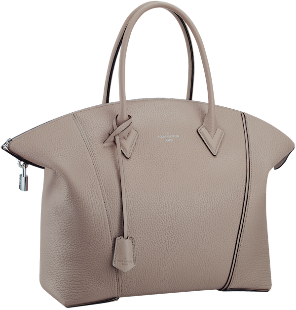 Louis Vuitton Parnassea Lockit - Galet