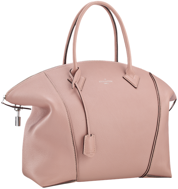 Louis Vuitton Parnassea Lockit - Magnolia