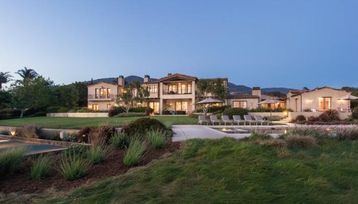Malibu Mansion with Batcave 1