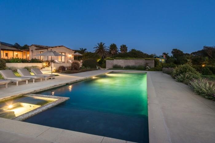 Malibu Mansion with Batcave 2