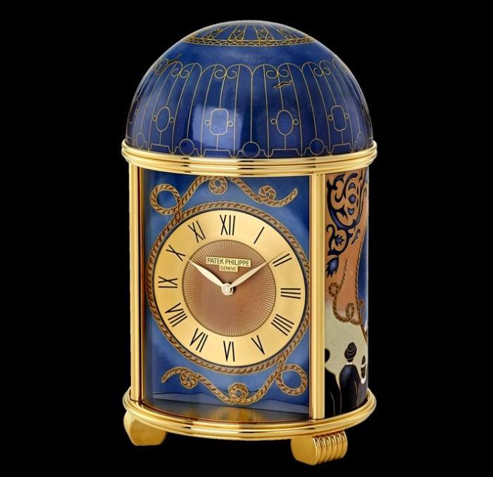 Patek Philippe Titanic Clock 1