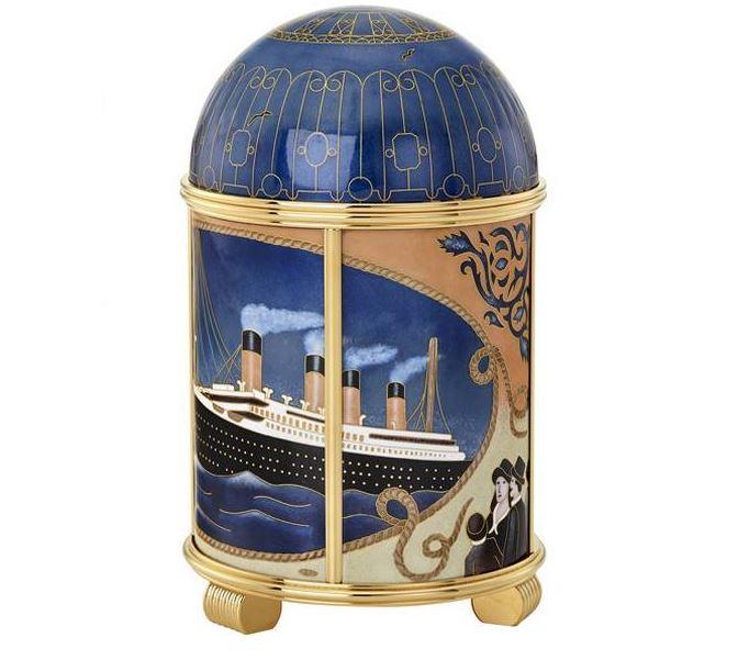 Patek Philippe Titanic Clock 2