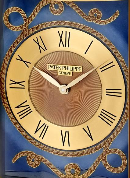 Patek Philippe Titanic Clock 3