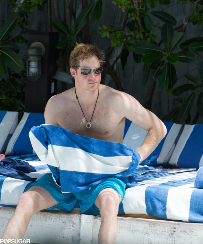 Prince Harry in Miami 11