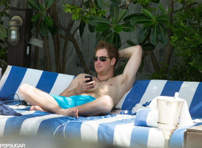 Prince Harry in Miami 2