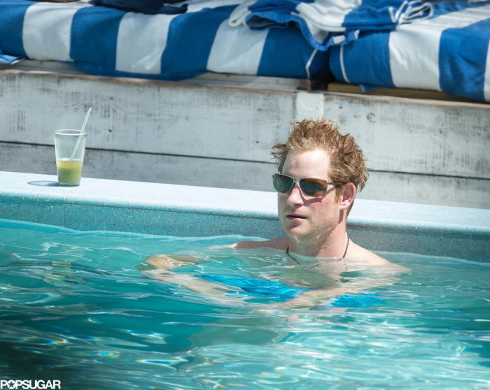 Prince Harry in Miami 5