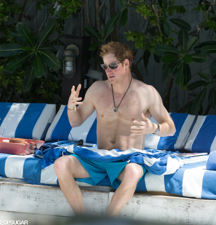Prince Harry in Miami 6
