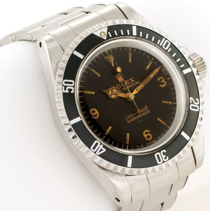 Rolex Submariner 5513 With A 3-6-9 Explorer Dial 2