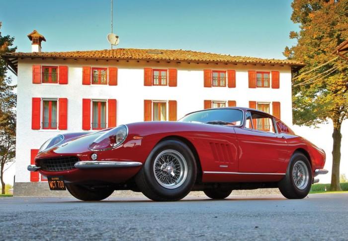 Steven McQueen's 1967 Ferrari 275 GTB4 - 1