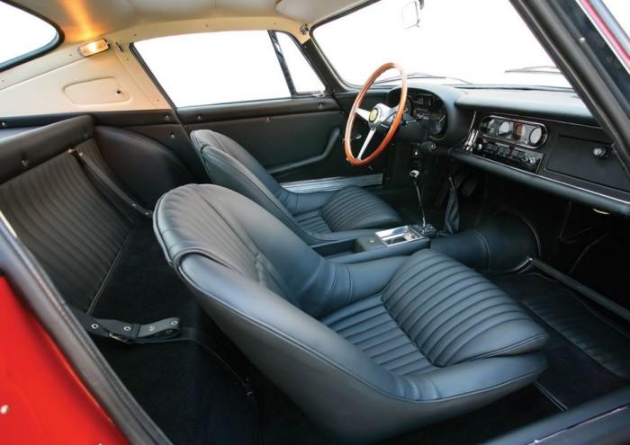 Steven McQueen's 1967 Ferrari 275 GTB4 - 11