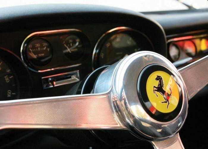 Steven McQueen's 1967 Ferrari 275 GTB4 - 5