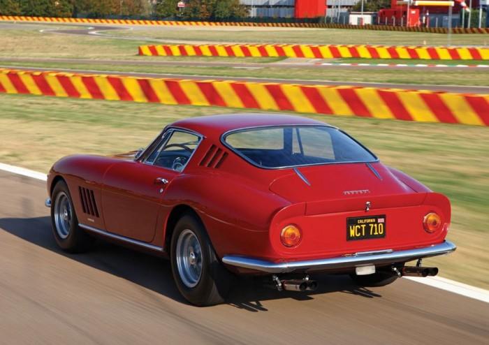 Steven McQueen's 1967 Ferrari 275 GTB4 - 9