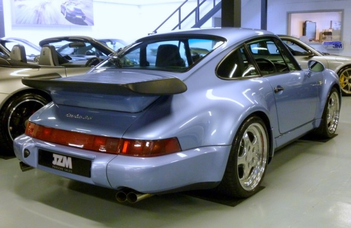 Sultan of Brunei Porsche 964 Turbo