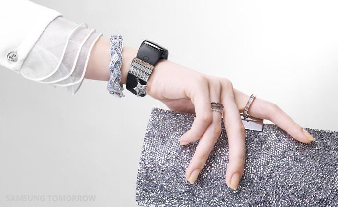 Swarovski for Samsung Collection 6