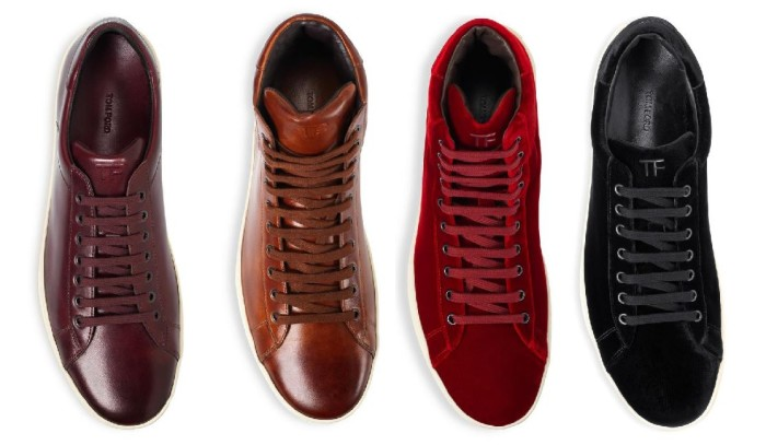 Tom Ford Sneaker Collection 1
