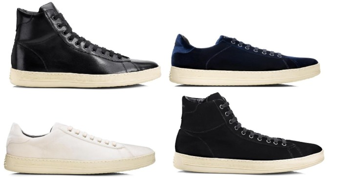 Tom Ford Sneaker Collection 2