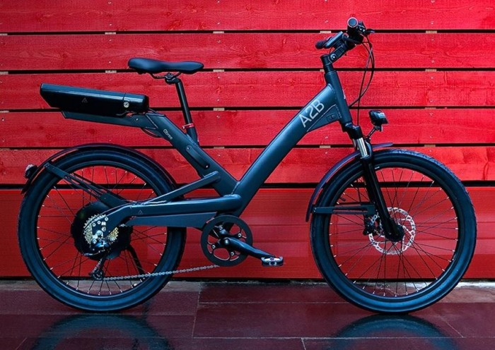 A2B Obree E-Bike 2