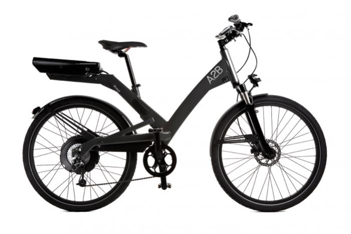 A2B Orsted E-Bike 1