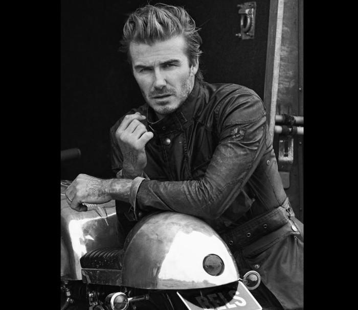 Beckham for Belstaff 1