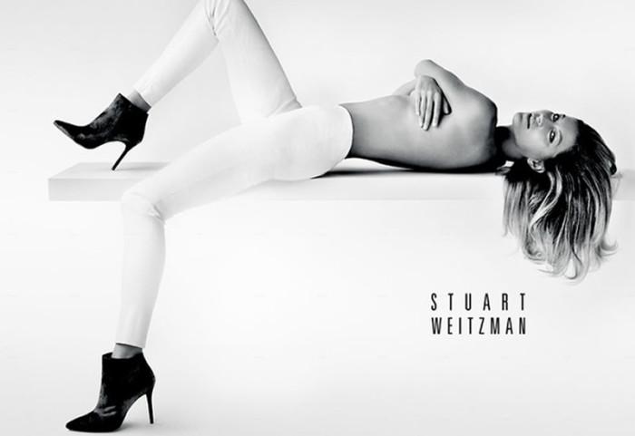 Gisele Bündchen - Stuart Weitzman