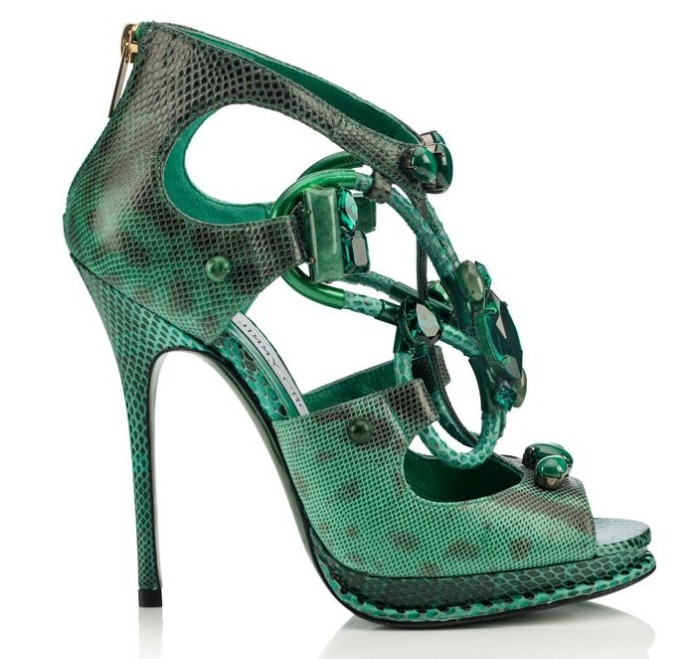 Jimmy Choo Vices Capsule Collection 1