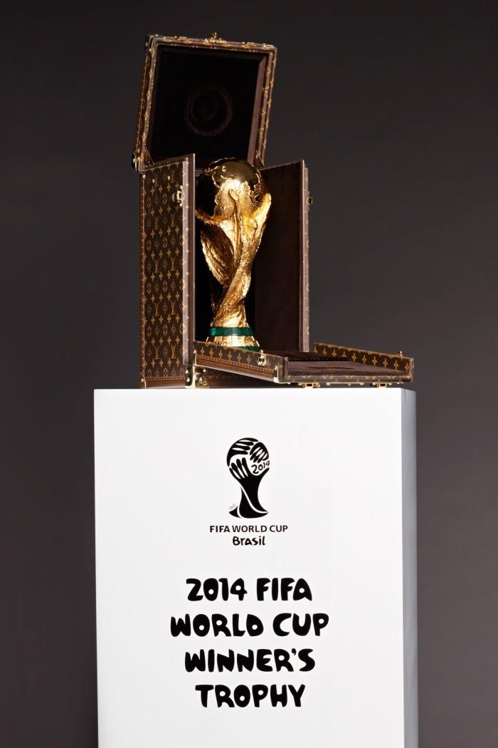 Louis Vuitton FIFA World Cup Trophy Case 2