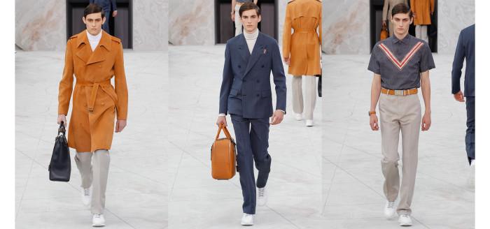 Louis Vuitton SpringSummer 2015 Menswear Collection 1