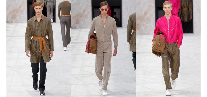 Louis Vuitton SpringSummer 2015 Menswear Collection 13