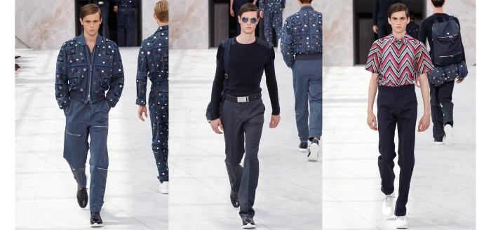 Louis Vuitton SpringSummer 2015 Menswear Collection 3
