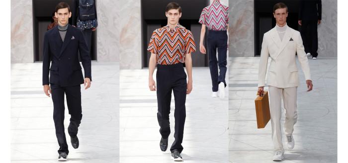 Louis Vuitton SpringSummer 2015 Menswear Collection 4