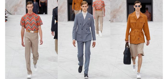 Louis Vuitton SpringSummer 2015 Menswear Collection 7
