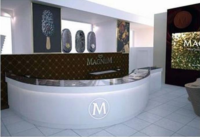 Magnum Selfridges 2
