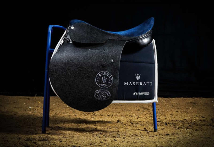 Maserati La Martina Polo Saddle 1