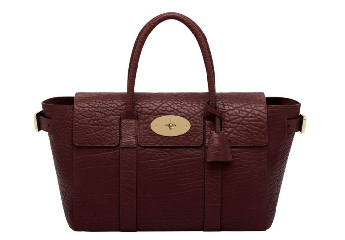 Mulberry Bayswater Buckle Tote 1