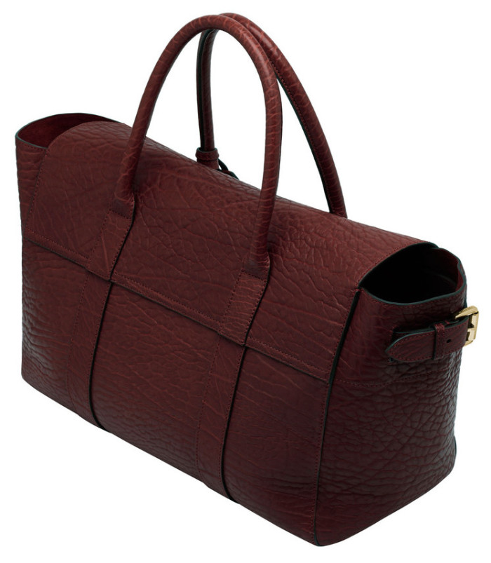 Mulberry Bayswater Buckle Tote 2