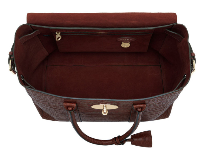 Mulberry Bayswater Buckle Tote 3