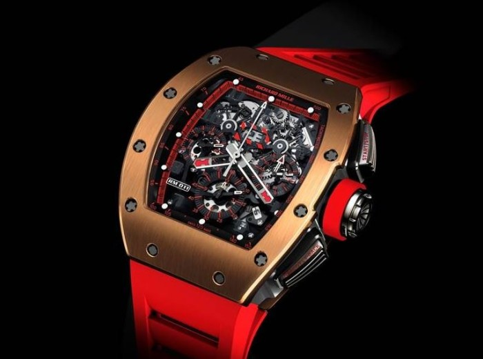 Richard Mille RM011 Red Demon 1
